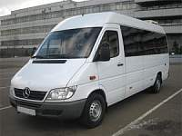 Mercedes Sprinter Luxury